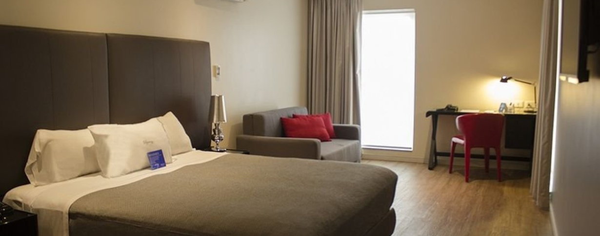 Deluxe Triple Room Regency Way Montevideo Hotel en Montevideo