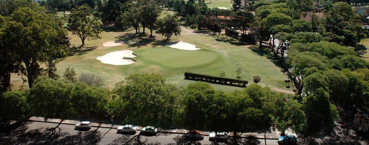 Golf Camp Regency Golf Urban Hotel en Montevideo