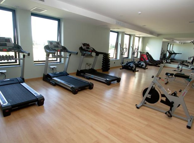 Gym Regency Park Hotel en Montevideo