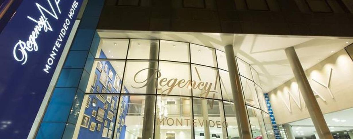 Regency Way Montevideo Hotel Official Website