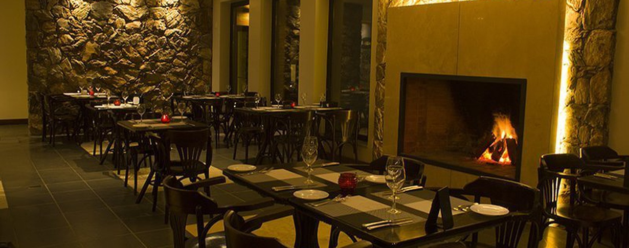 Restaurant Regency Park Hotel + Spa en Montevideo